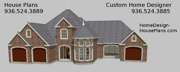 house plans for houston and surrounding areas home plans for build on your lot custom homes - Home Designers Houston